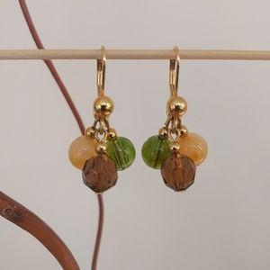 VTG Joan Rivers earrings